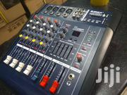 4 Channels Powered Mixer   Musical Instruments for sale in Nairobi, Nairobi Central