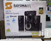 Sayona 3.1ch Sub Woofer With Bluetooth Audio Streaming | Audio & Music Equipment for sale in Nairobi, Nairobi Central