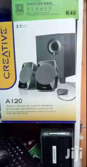 A120 Creative Computer Speakers   Audio & Music Equipment for sale in Nairobi, Nairobi Central