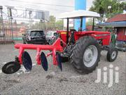 5 Units 2019 Massey Ferguson Tractor With Disk Plough Draw Bar MH 375 | Heavy Equipments for sale in Nairobi, Nairobi Central