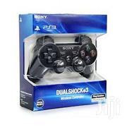 Sony Sony PS3 Pad Dual Shock 3 - Wireless Controller - Black | Video Game Consoles for sale in Nairobi, Nairobi Central