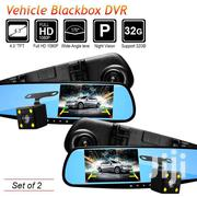 Rear View DVR Camera Double Recording 1080P | Vehicle Parts & Accessories for sale in Nairobi, Nairobi Central