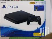 PS4 500GB Slim Plus One Dual Shock Controller | Video Game Consoles for sale in Nairobi, Nairobi Central