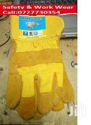 Yellow Leather Gloves | Manufacturing Equipment for sale in Nairobi, Nairobi Central