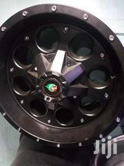 Prado Black Sport Rim Size 17 Set | Vehicle Parts & Accessories for sale in Nairobi, Nairobi Central