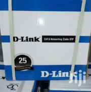 D Link Cat 6 Networking Cable | Computer Accessories  for sale in Nairobi, Nairobi Central
