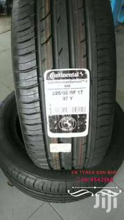 225/55/17 Continental Tyre's Is Made In South | Vehicle Parts & Accessories for sale in Nairobi, Nairobi Central