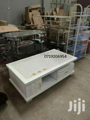 Elegant White Coffee Table | Furniture for sale in Nairobi, Imara Daima