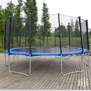 Trampoline Large 16 Feet