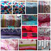 Warm 5*6 Cotton Duvets With A Matching Bed Sheet And Two Pillowcases | Home Accessories for sale in Nairobi, Kasarani