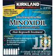 Kirkland Signature Minoxidil 5 Percentage Extra Strength | Skin Care for sale in Nairobi Central, Nairobi, Nigeria