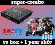 SKTV Android TV Box With 1 Year SKTV Premium IPTV | TV & DVD Equipment for sale in Nairobi, Nairobi Central