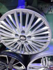 Caldina Silver Sport Rim Size 15 Set | Vehicle Parts & Accessories for sale in Nairobi, Nairobi Central