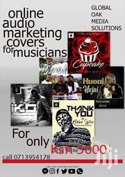 ONLINE MARKETING COVERS FOR MUSICIANS | TV & DVD Equipment for sale in Kajiado, Ngong