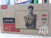TCL Smart Android LED TV 43"