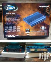 PCH-4880DX BOSCHMANN AMPLIFIER 1500W BRIDEABLE | Vehicle Parts & Accessories for sale in Nairobi, Nairobi Central