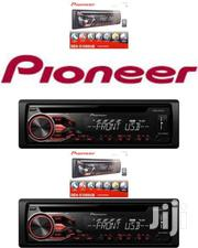 PIONEER DEH-S1050UB CD/USB/FM/AUX IN PLAYER FM RADIO | Vehicle Parts & Accessories for sale in Nairobi, Nairobi Central
