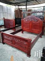 5by 6 Bed Mahogany | Furniture for sale in Nairobi, Ngando