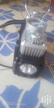 Twin Compressor Tire Inflator   Vehicle Parts & Accessories for sale in Homa Bay, Mfangano Island