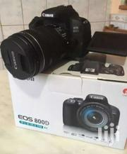 Canon EOS 800D DSLR With 18-55 Mm Lens | Cameras, Video Cameras & Accessories for sale in Nairobi, Nairobi Central