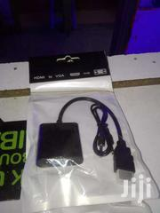 Hdmi To Vga With Audio Cable | Audio & Music Equipment for sale in Nairobi, Nairobi Central