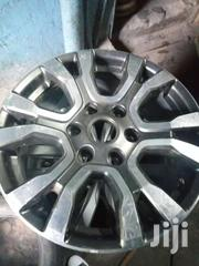 Ford Ranger Black & Silver Sport Rim Size 18 | Vehicle Parts & Accessories for sale in Nairobi, Nairobi Central