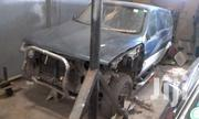 Salvage Musso Ssangyong Station Wagon 5 Door Blue Colour 2874 Cc Diese | Vehicle Parts & Accessories for sale in Nairobi, Nairobi South
