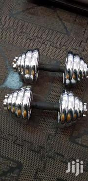30kgs Dumbbells Set | Sports Equipment for sale in Nairobi, Nairobi Central