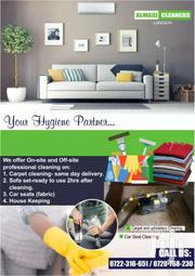 Cleaning And House Keeping | Cleaning Services for sale in Nairobi, Sarang'Ombe