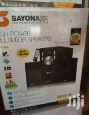 Sayona SHT1214BT 2.1 CH Subwoofer 7000W PMPO   Audio & Music Equipment for sale in Nairobi, Nairobi Central