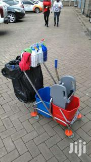 Double Bucket Trolley With Wringer | Manufacturing Equipment for sale in Nairobi, Kilimani