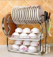 Stainless Steel 3 Tier Dish Rack | Kitchen & Dining for sale in Nairobi, Parklands/Highridge