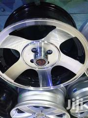 Townace Black & Silver Sport Rim Size 14 Set | Vehicle Parts & Accessories for sale in Nairobi, Nairobi Central