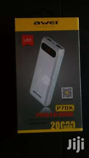 Brand New Original Sealed Awei Powerbank 20000mah | Accessories for Mobile Phones & Tablets for sale in Nairobi, Nairobi Central