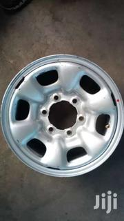 Hillux Vigo Rims Size 15inch"