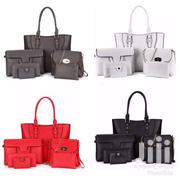 NEW 6 IN 1 LEATHER HANDBAG SET | Bags for sale in Nakuru, Bahati