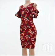 Cold Shoulder Floral Dress | Clothing for sale in Nairobi, Nairobi Central