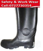 Black Work Master Gumboots | Clothing for sale in Nairobi, Nairobi Central
