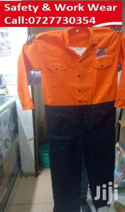 Blue And Orange Mixed Overalls | Clothing for sale in Nairobi, Nairobi Central