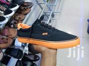 Black And Orange Vans | Clothing for sale in Nairobi, Nairobi Central