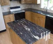 Kitchen Granite Countertops Installation | Building & Trades Services for sale in Mombasa, Bamburi