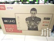 55 Inches TCL Smart TV   TV & DVD Equipment for sale in Nairobi, Nairobi Central