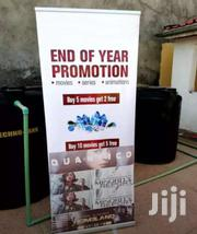 Roll Up Banner Printing | Computer & IT Services for sale in Nairobi, Njiru