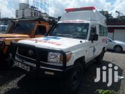 Fully Equipped Ambulance Toyota Land Cruiser 2012 Model 4200cc Diesel   Cars for sale in Nairobi, Makina