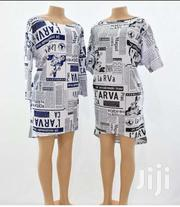 Newspaper Print Dress | Clothing for sale in Nairobi, Nairobi Central
