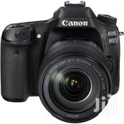 Canon EOS 80D DSLR Camera With 18-135mm Lens | Cameras, Video Cameras & Accessories for sale in Kiambu, Ndenderu