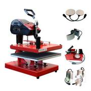 Heat Press Sublimation 9-in-1 Multi-functional | Printing Equipment for sale in Nairobi, Nairobi Central