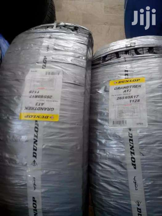 Archive: 265/65/17 Dunlop AT3 Tyres Is Made In Thailand