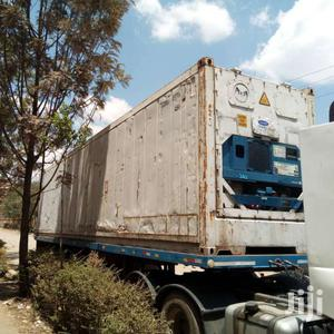 20 And 40 Foot Refrigerated Container
