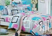 Warm 4*6 Cotton Duvets With A Matching Bed Sheet And Two Pillowcases | Furniture for sale in Nairobi, Kangemi